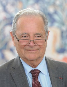 Ambroise DUPONT, maire de Victot-Pontfol, Président d'honneur