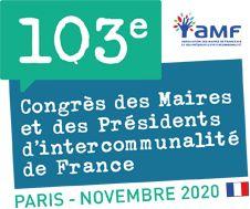 103ème Congrès des maires et des présidents d'intercommunalité du 23 au 26 novembre 2020