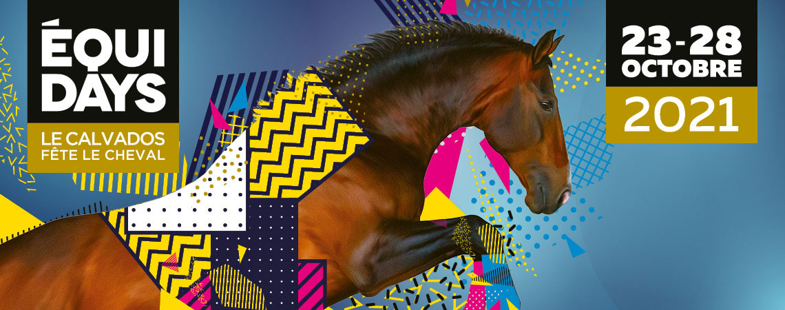 Équidays 2021 : du 23 au 28 octobre, une fête du cheval dans tout le Calvados
